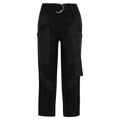 プロエンザスクーラー PROENZA SCHOULER パンツ ブラック 2 レーヨン 78% / ポリエステル 22% / コットン パンツ