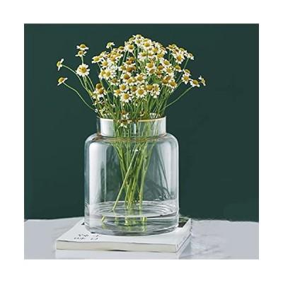 花瓶 ガラス 透明 高級感 花器 フラワーベース ガラスベース ガラスボトル アレンジ インテリア 水栽培 生け花 造花 おしゃれ シンプル