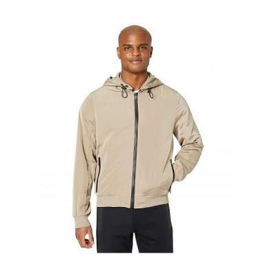 ALO エーエルオー メンズ 男性用 ファッション アウター ジャケット コート アクティブウエア Fleet Jacket - Gravel