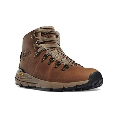 Danner womens Mountain 600 Full Grain Hiking Boot, Rich Brown - Full Grain,