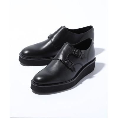 STUDIOUS MENS / 【PADRONE】STUDIOUS限定別注DOUBLE MONK STRAP SHOES MEN シューズ > ブーツ