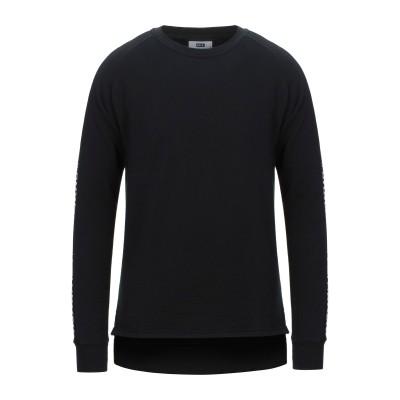BALR. スウェットシャツ ブラック XXL コットン 80% / ポリエステル 20% スウェットシャツ