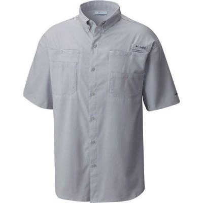 【当日出荷】 コロンビア メンズ Columbia Men's PFG Tamiami II Shirt CoolGrey 【サイズ M】