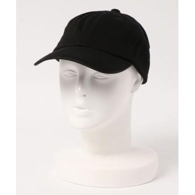 Right-on / 【BACK NUMBER】無地ツイルキャップ MEN 帽子 > キャップ