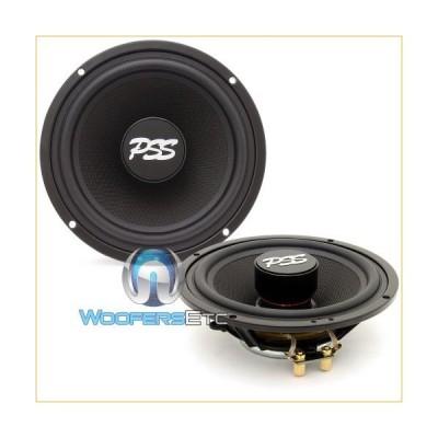 "ES-6IM - CDT Audio 6.5"" 100W RMS Slim Cast Inverted Magnet Mid-Bass Woofer 並行輸入品"