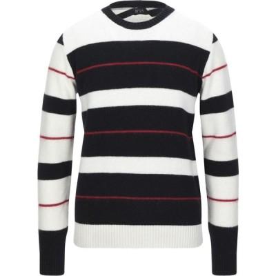 ヌメロ ヴェントゥーノ N21 メンズ ニット・セーター トップス sweater White