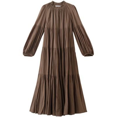 MARIHA マリハ 星明りのドレス レディース コーヒー 36