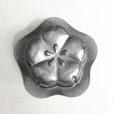 オリジナル シリコン 加工 さくら型 単品 馬嶋屋菓子道具店