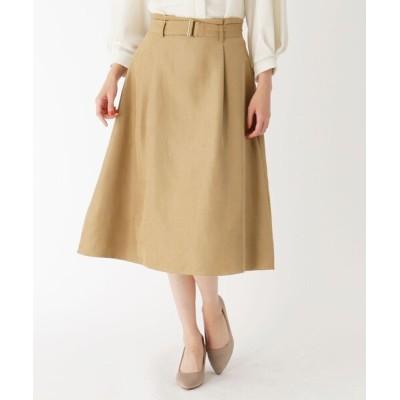 SOUP / 【大きいサイズあり・13号】innowave マイクロコーデュロイハイウエストスカート WOMEN スカート > スカート