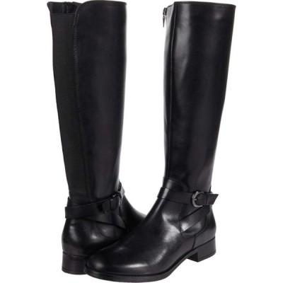 クラークス Clarks レディース ブーツ シューズ・靴 Hamble High Black Leather