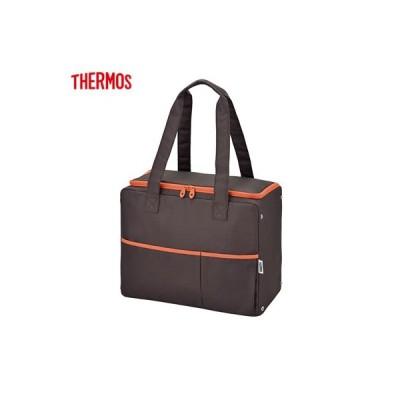 サーモス 保冷ショッピングバッグ 約25L RER-025-BW ブラウン