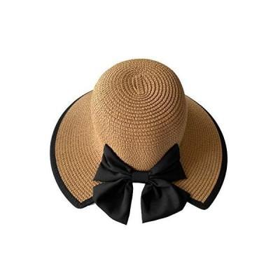 日本ブランド 東京ミラクル東京オリンピック応援価格帽子 レディース ハット 麦わら帽子 折りたたみ可能
