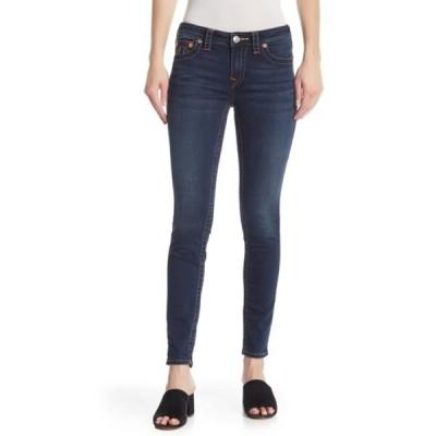 トゥルーレリジョン レディース デニムパンツ ボトムス Jennie Curvy Skinny Jeans INDIGO UPG
