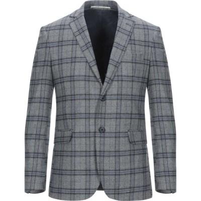 エクシビット EXIBIT メンズ スーツ・ジャケット アウター blazer Light grey