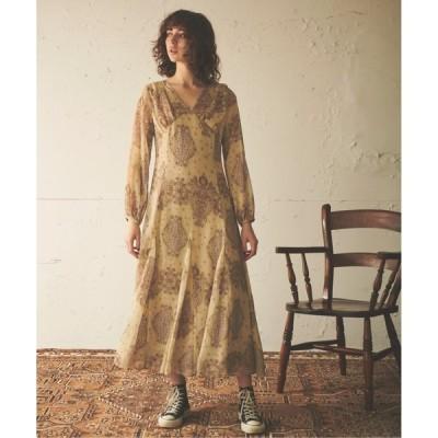 【フレームスレイカズン】Paisley Glitter Dress