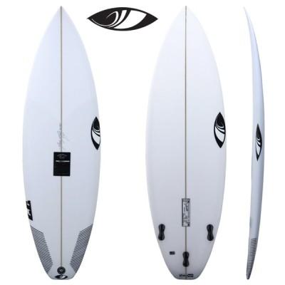 """SHARPEYE SURFBOARDS シャープアイサーフボード #77(セブンティセブン)5'9"""" FCS2 3FIN フィリペ・トレド用にリデザインされた良い波用ウルトラパフォーマン"""