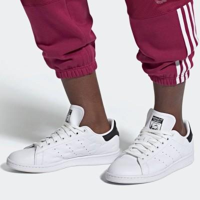 2020年春夏新作♪ adidas【アディダス】 Stan Smith レディース&メンズ スタンスミス 【EF5008】 ブラック