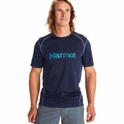 (取寄)マーモット グラフィック シャツ - メンズ Marmot Windridge Graphic Shirt - Men's Arctic Navy