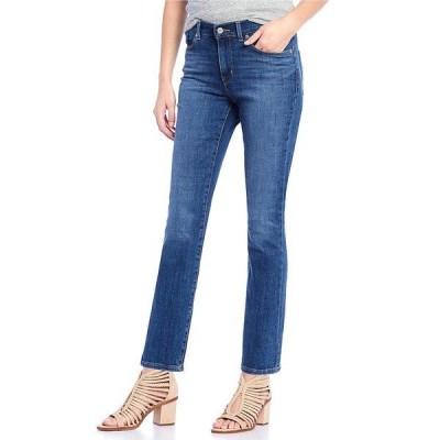 リーバイス レディース デニムパンツ ボトムス Levi's Classic Straight Leg Jeans Maui Waterfall