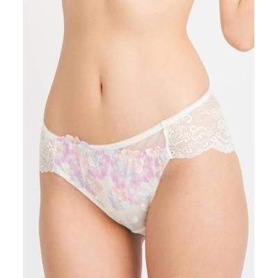 fran de lingerie / GRACE Flower Petal グレースフラワーペタル コーディネートバックレースショーツ WOMEN アンダーウェア > ショーツ