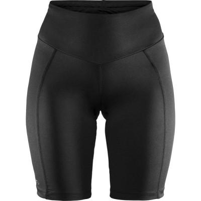 クラフト Craft レディース ショートパンツ ボトムス・パンツ ADV Essence Short Tights Black