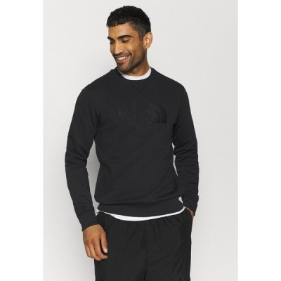 ノースフェイス パーカー・スウェットシャツ メンズ アウター DREW PEAK - Sweatshirt - black