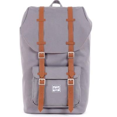 ハーシェル サプライ HERSCHEL SUPPLY CO メンズ バックパック・リュック バッグ Little America backpack Grey