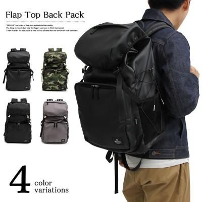 リュックサック リュック バックパック デイパック メンズ メンズバッグ 男性用 フラップ バッグ