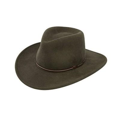 Stetson Gallatin Crushable Wool Felt Hat-SAG-S