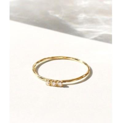 指輪 un ventリング(ピンキー)