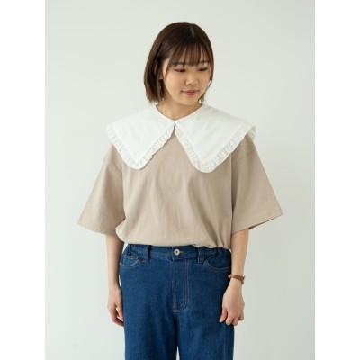 ・ELENCARE DUE SET2点 ツケエリ×Tシャツ