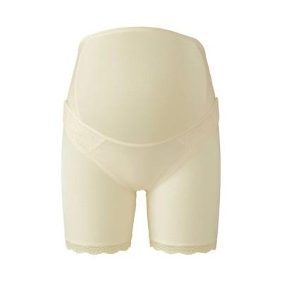マタニティインナー ワコールマタニティ 妊婦帯パンツタイプ(しっかり) ロング丈 MGP183 CR