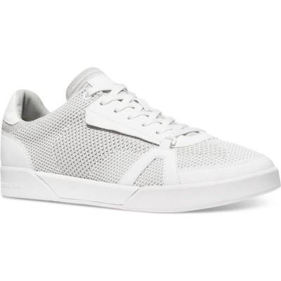 マイケル コース Michael Kors メンズ スニーカー シューズ・靴 Adrian Sneakers Optic White