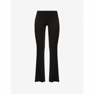 ブルーソルト BLEUSALT レディース ボトムス・パンツ The Kaia Relaxed-Fit Mid-Rise Stretch-Jersey Trousers