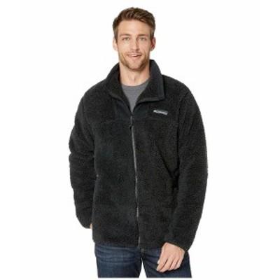 コロンビア メンズ コート アウター Winter Pass Fleece Full Zip Black