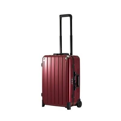 [プラスワン] スーツケース Advance SWIFT 35L 51 cm 3.6kg ブリリアントボルドー