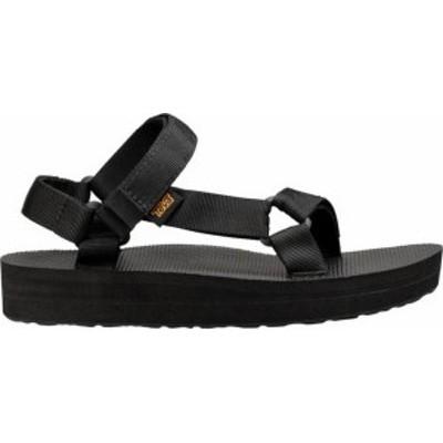 テバ レディース サンダル シューズ Teva Women's Midform Universal Sandals Black