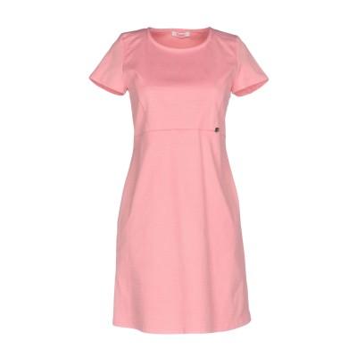 ブルーガール ブルマリン BLUGIRL BLUMARINE ミニワンピース&ドレス ピンク 38 コットン 51% / ポリエステル 46% /