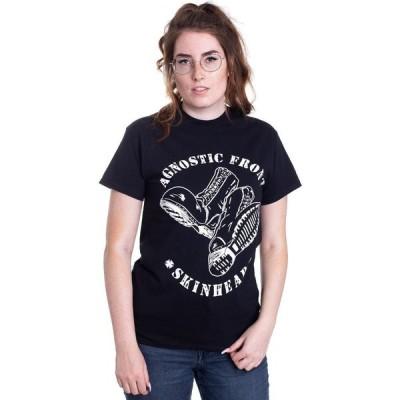 インペリコン Impericon レディース Tシャツ トップス - Boots Skinhead - T-Shirt black