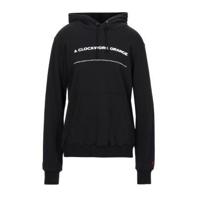 UNDERCOVER スウェットシャツ ブラック 3 コットン 100% スウェットシャツ