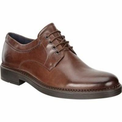 エコー 革靴・ビジネスシューズ Newcastle Classic Tie Oxford Mink Leather