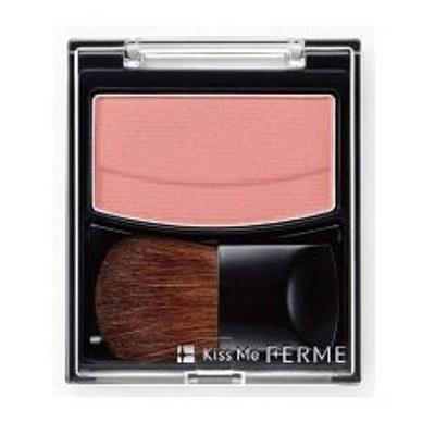 キスミー KISS ME フェルム ブライトニングチーク #02 ソフトピンク 2.9 化粧品 コスメ