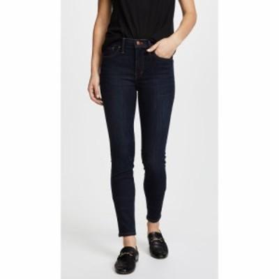 メイドウェル Madewell レディース ジーンズ・デニム ボトムス・パンツ High Rise Skinny Jeans Larkspur