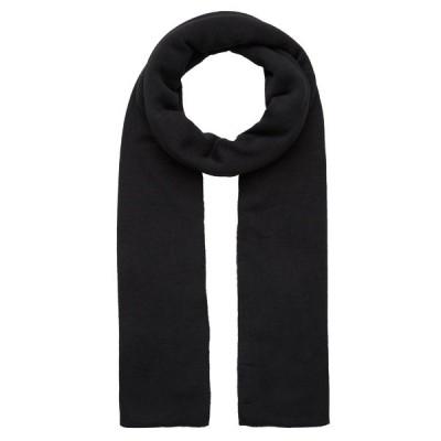 ジン マフラー・ストール・スカーフ メンズ アクセサリー Scarf - black/grey