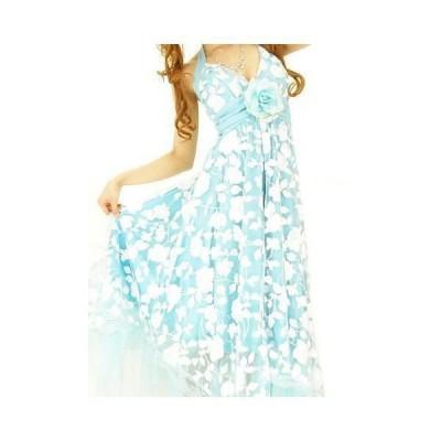 ロングドレス フェアリードレス
