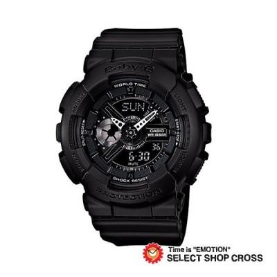 【3年保証】 Baby-G CASIO カシオ ベビーG レディース 腕時計 アナデジ ペアウォッチ BA-110BC-1AJF ブラック 黒 国内モデル BA-110BC-1A防水 おしゃれ