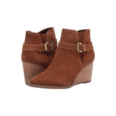 Blondo ブロンド レディース 女性用 シューズ 靴 ブーツ アンクル ショートブーツ Natalia Waterproof - Camel Suede