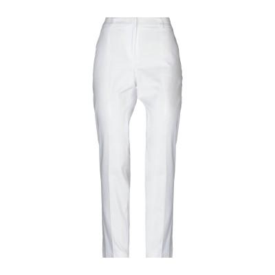 ジゼル G.SEL パンツ ホワイト 44 コットン 97% / ポリウレタン 3% パンツ