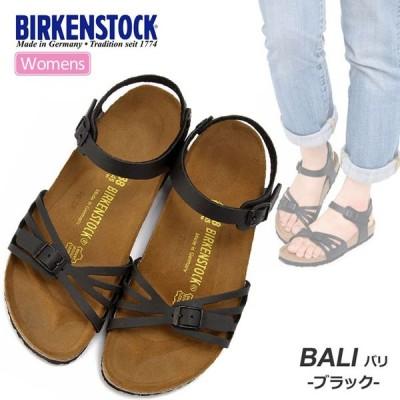 ビルケンシュトック サンダル バリ ブラック  GC085043 BIRKENSTOCK BALI レディース 正規取扱店