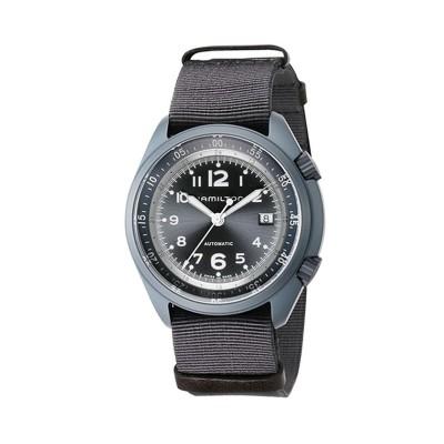 (HAMILTON/ハミルトン)HAMILTON KHAKI PILOT PIONEER ALMINIUM  ハミルトン カーキパイロット アルミニウム 腕時計 H80405865 メンズ/メンズ ネイビー